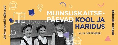 Esimese klassi õpilased esimesel koolipäeval. Autor: Oskar Vihandi. EFA.204.0.104825