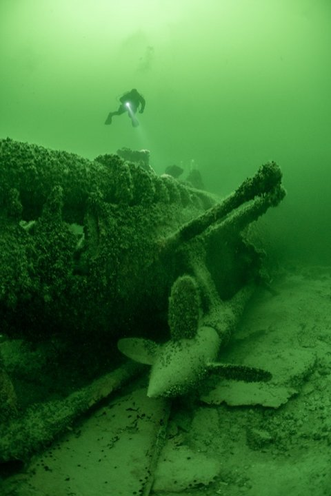 Allveelaev Akula Hiiumaa lähedal. Foto Torbjörn Gylleus