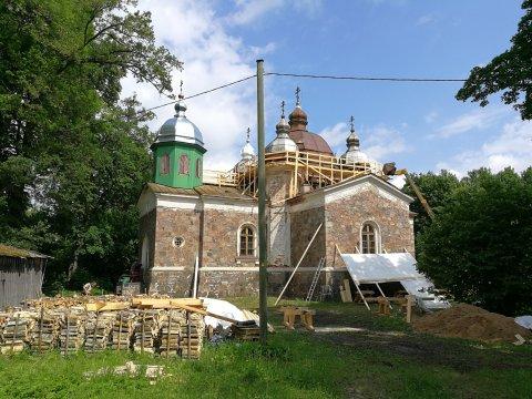 Lalsi kirik. Foto: Triin Reidla