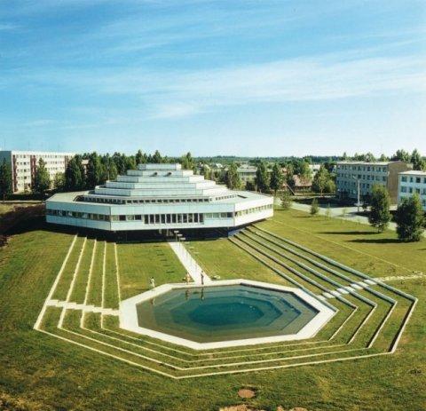 Rapla KEK. Foto: Arvi Kriis / Eesti Arhitektuurimuuseum
